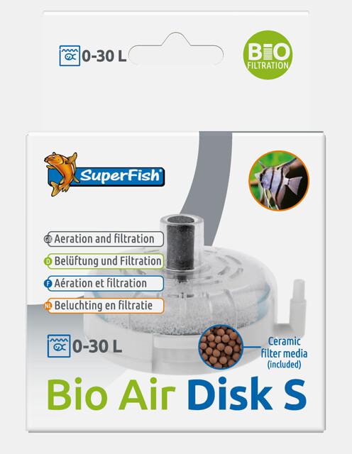 Superfish Filtre exhausteur Bio Air Disk S