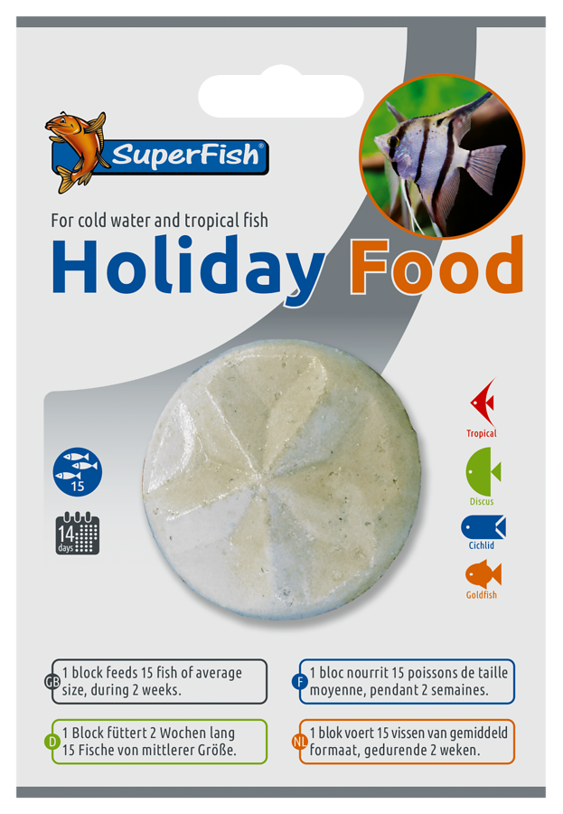 SuperFish Holiday Food - 1pc.