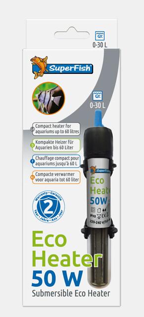 SuperFish Chauffage ECO Heater 50W