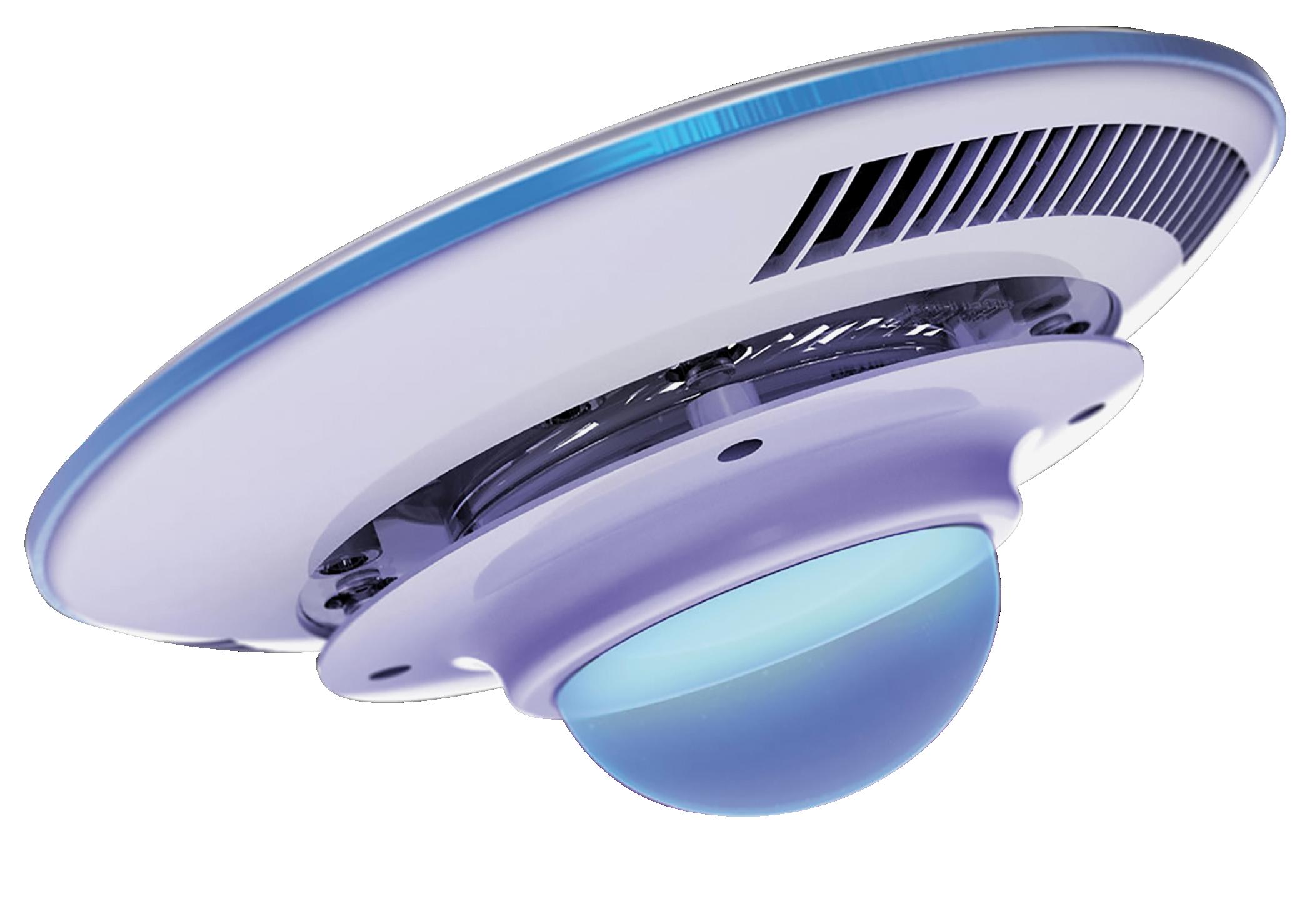 Blue Marine Lentille optique UFO
