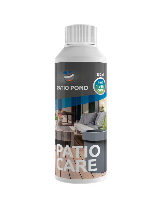 SF PATIO POND BACTO CARE 250 ML