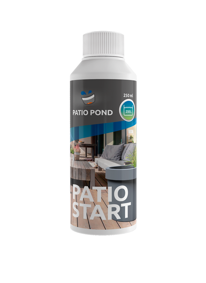 SF PATIO POND BACTO START 250 ML