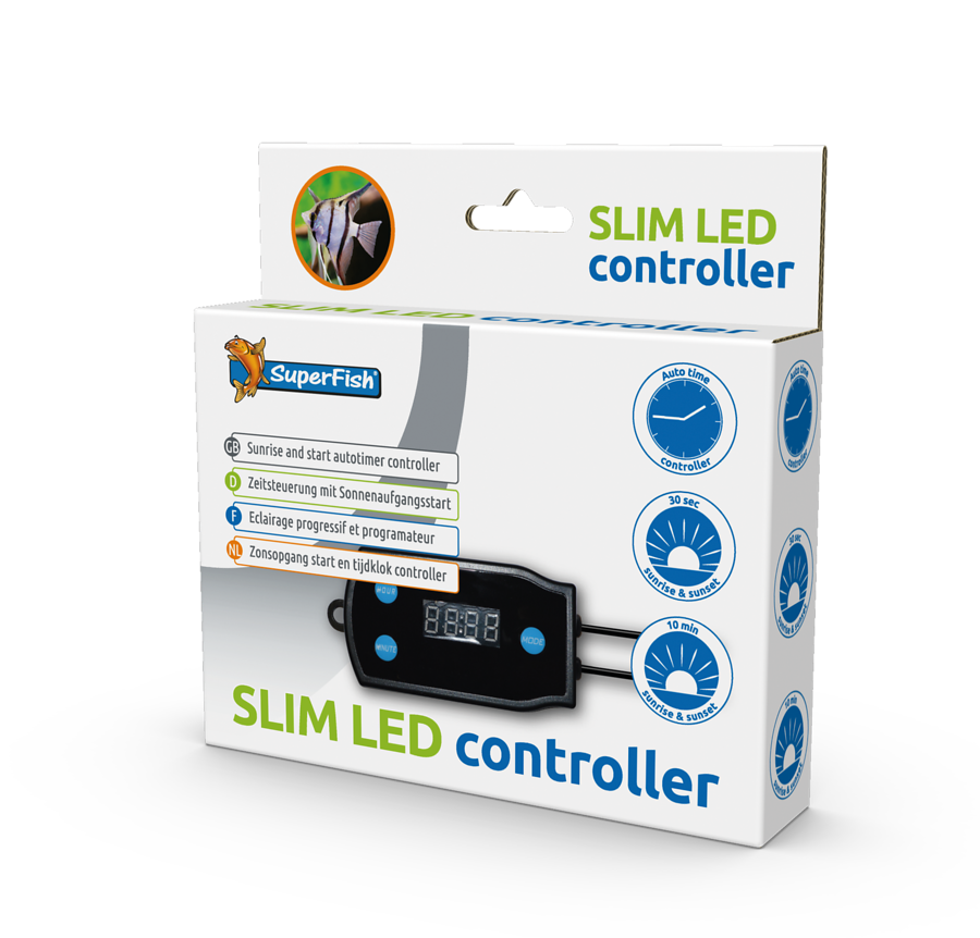 SuperFish Controller Slim LED