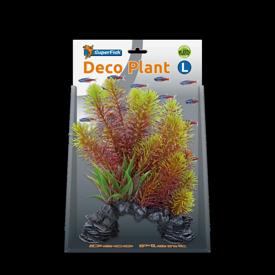 SF DECO PLANT L MYRIOPHYLLUM ROUGE