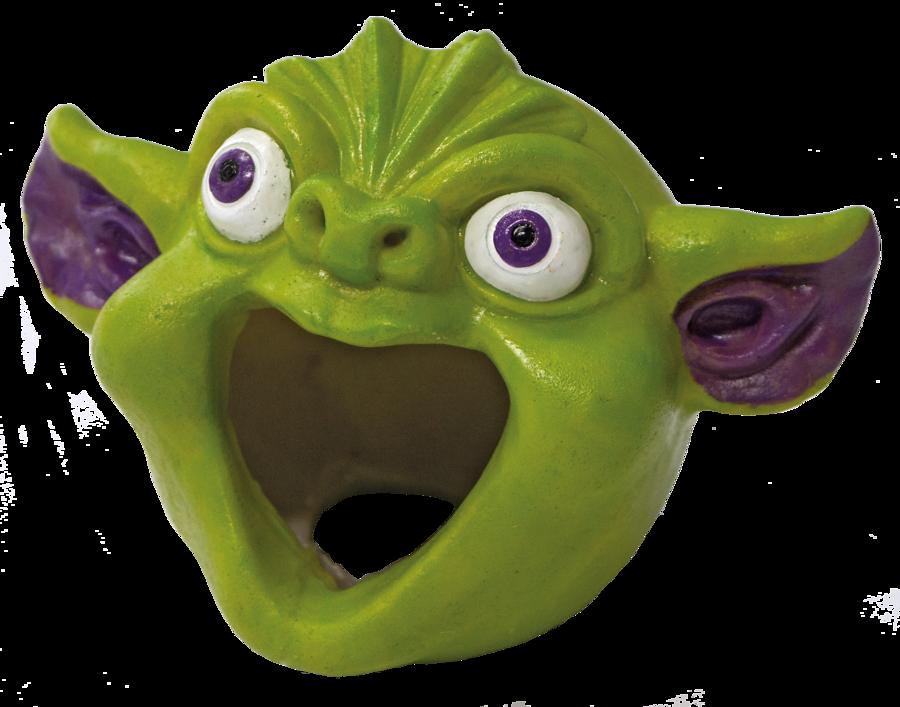 SF DECO MONSTER GREEN LIN