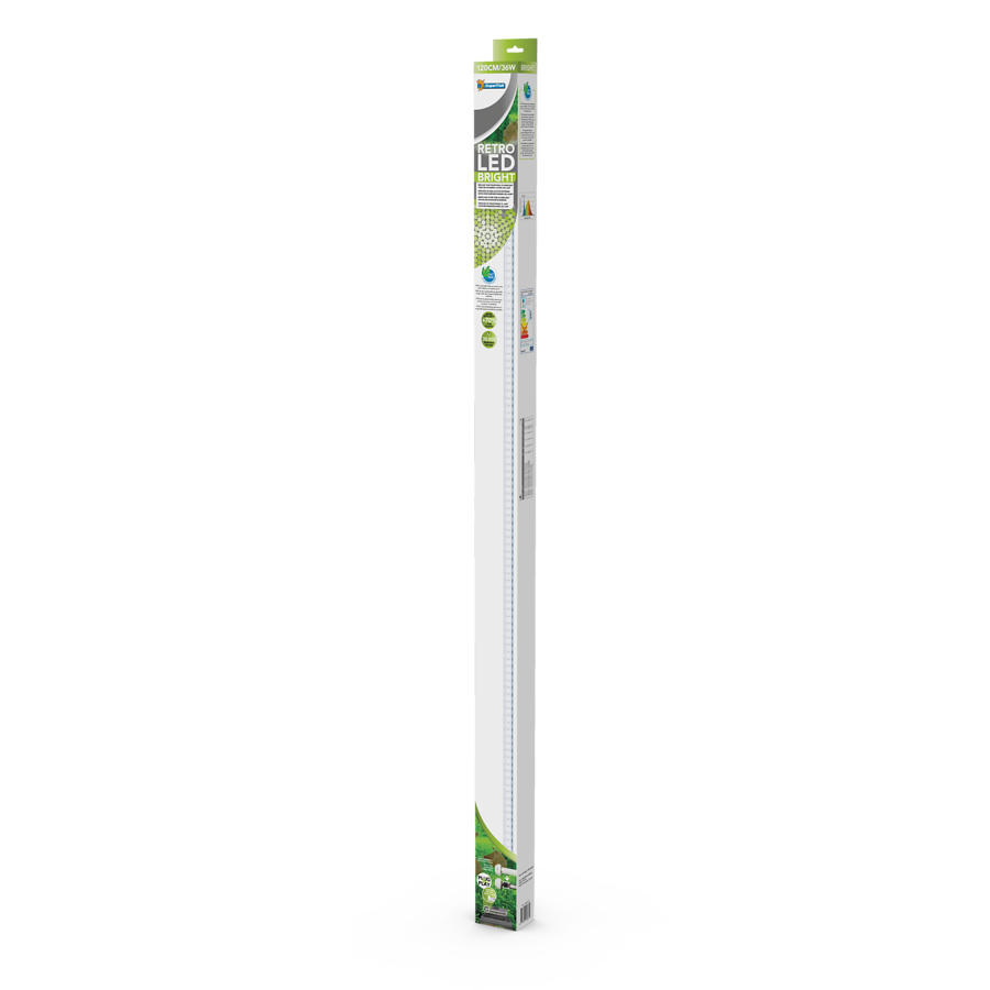 SuperFish Retro LED bright T8 & JUVEL T5 - 36W 120cm