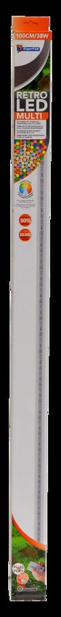 SuperFish Retro LED multi T8 & JUVEL T5 - 38W 100cm
