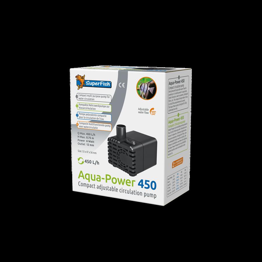 SuperFish Pompe Aqua-Power 450