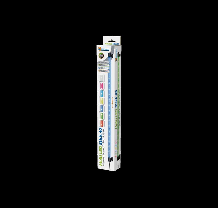 SuperFish Eclairage Multi LED stick - 4W 40cm