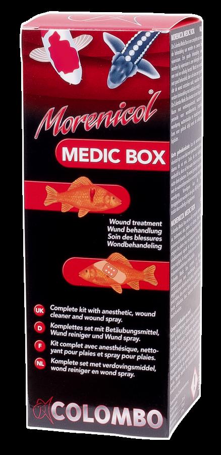 MORENICOL MEDIC BOX