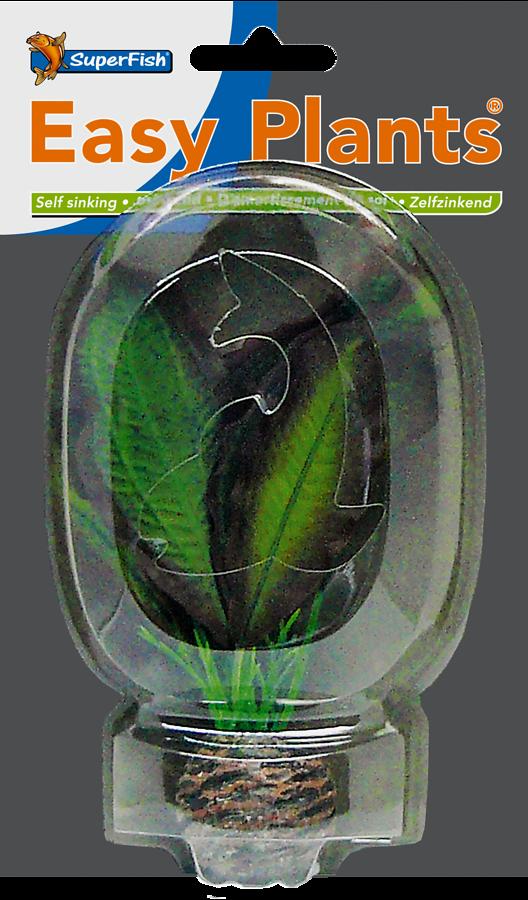 SUPERFISH EASY PLANTS AVANT PLAN 13 CM NMBR. 3 SOIE