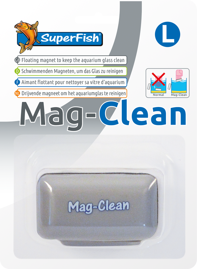 SUPERFISH MAG CLEAN LARGE