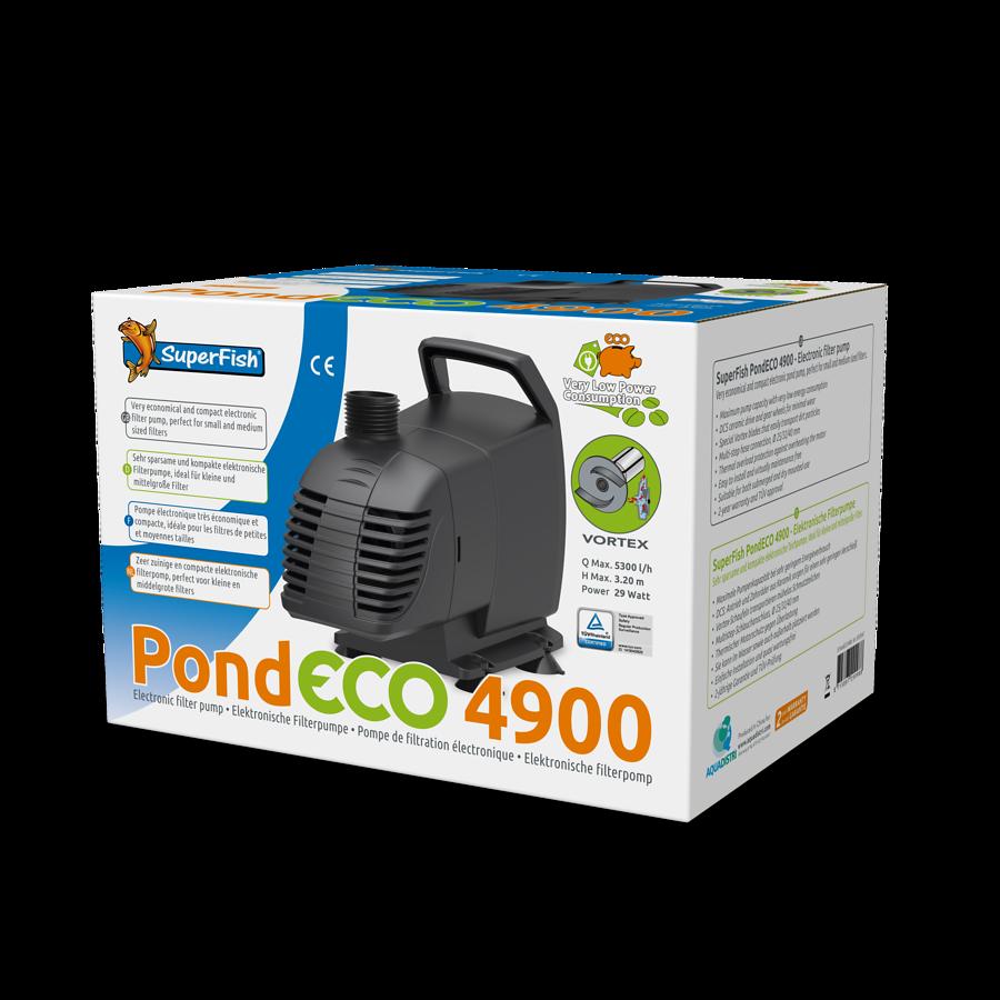 SuperFish Pompe PondECO 4900