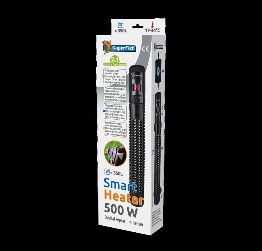 SuperFish Chauffage Smart Heater 500W