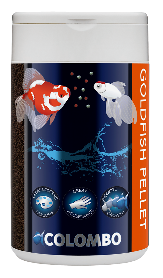 COLOMBO Granules Poisson eau froide - 630 gr