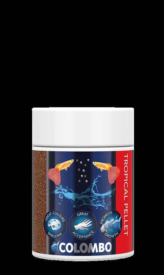 COLOMBO Granules Poisson Tropical - 60 gr