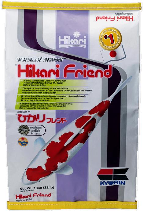 HIKARI FRIEND 10 KG MEDIUM
