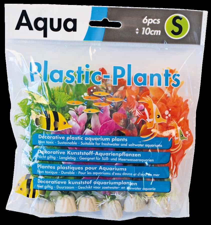 SUPERFISH AQUA PLANTS SMALL (10CM) 6 PCS