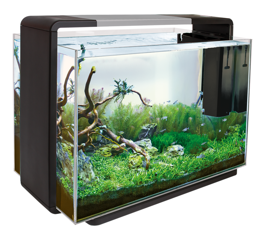 SuperFish Aquarium HOME 110 - Noir