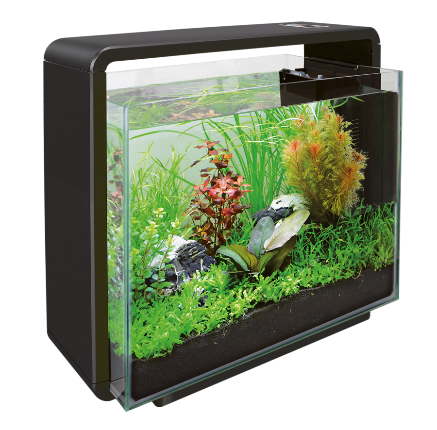 SuperFish Aquarium HOME 40 - Noir