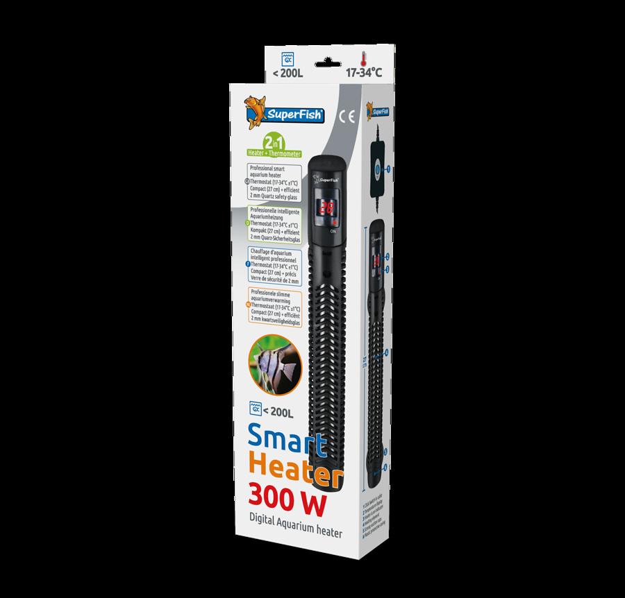 SuperFish Chauffage Smart Heater 300W
