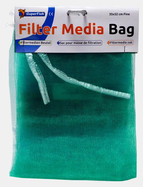 SuperFish Sac pour masse filtrante 35 x 52 cm