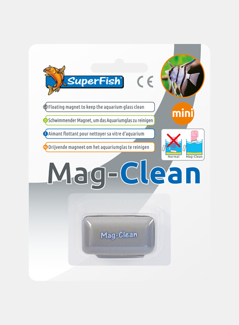 SUPERFISH MAG CLEAN MINI BLISTÈRE