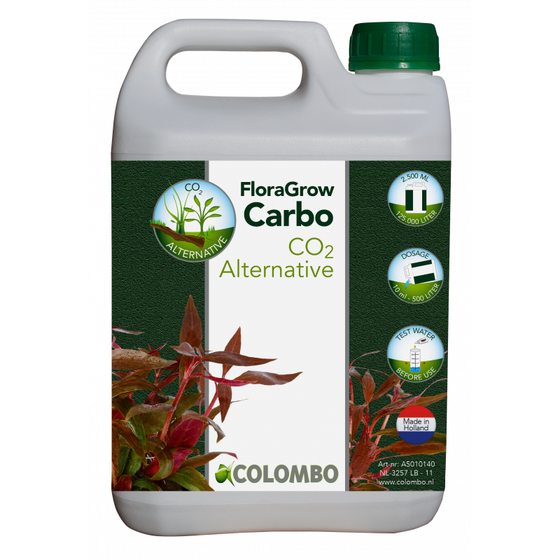 COLOMBO Engrais FloraGrow Carbo XL - 2,5L