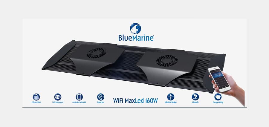 BM WIFI MAX LED 160 WATT