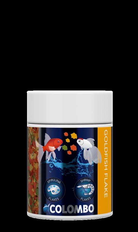 COLOMBO Flocons Poisson eau froide - 18 gr