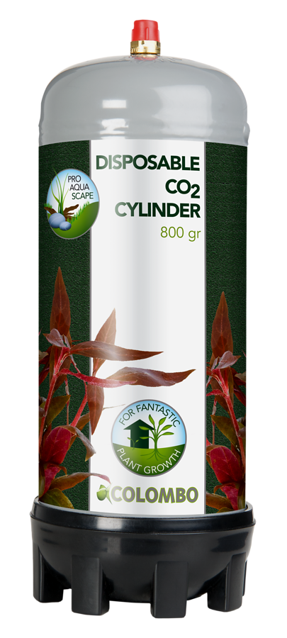 COLOMBO Bouteille CO2 Advance/Profi 800g