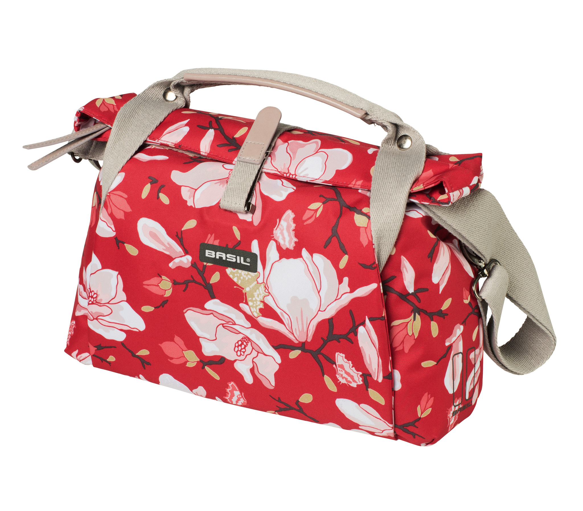 Sacoche Cintre Basil Magnolia City Bag Poppy Red