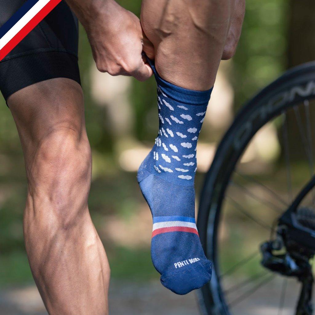 Chaussettes de cyclisme : Cumulus