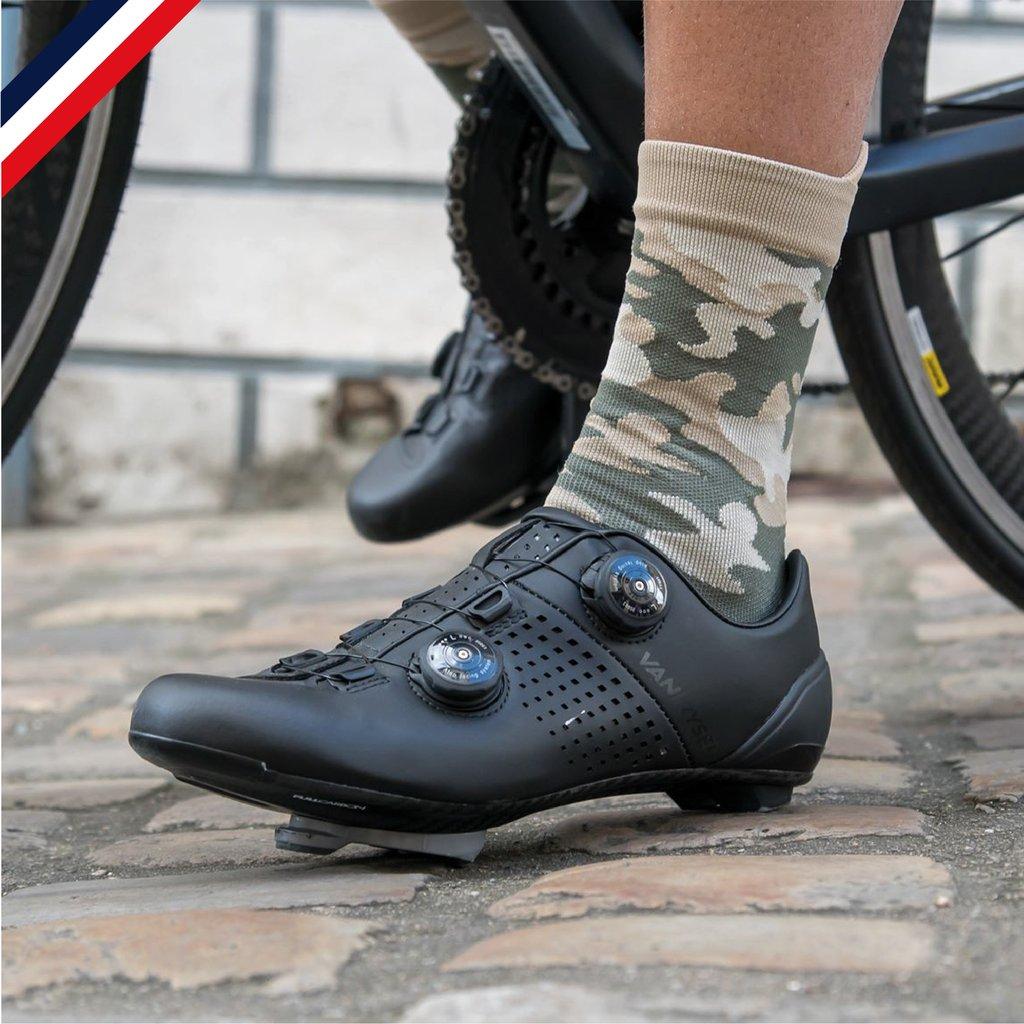 Chaussettes de cyclisme : Camouflette