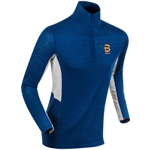 Training Wool Half Zip