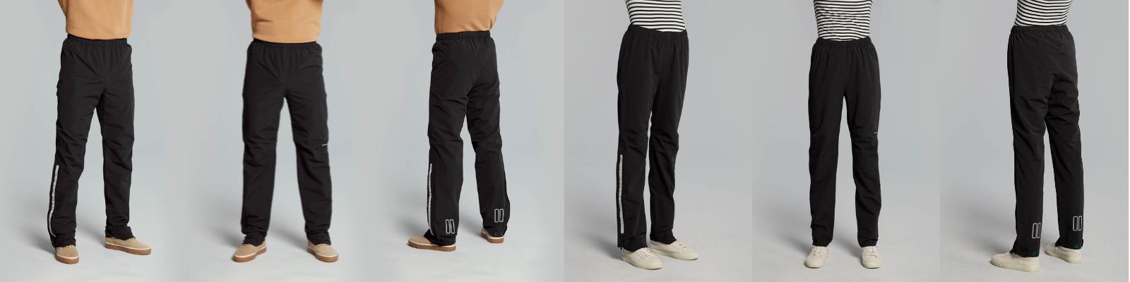Bannière pantalons imperméables