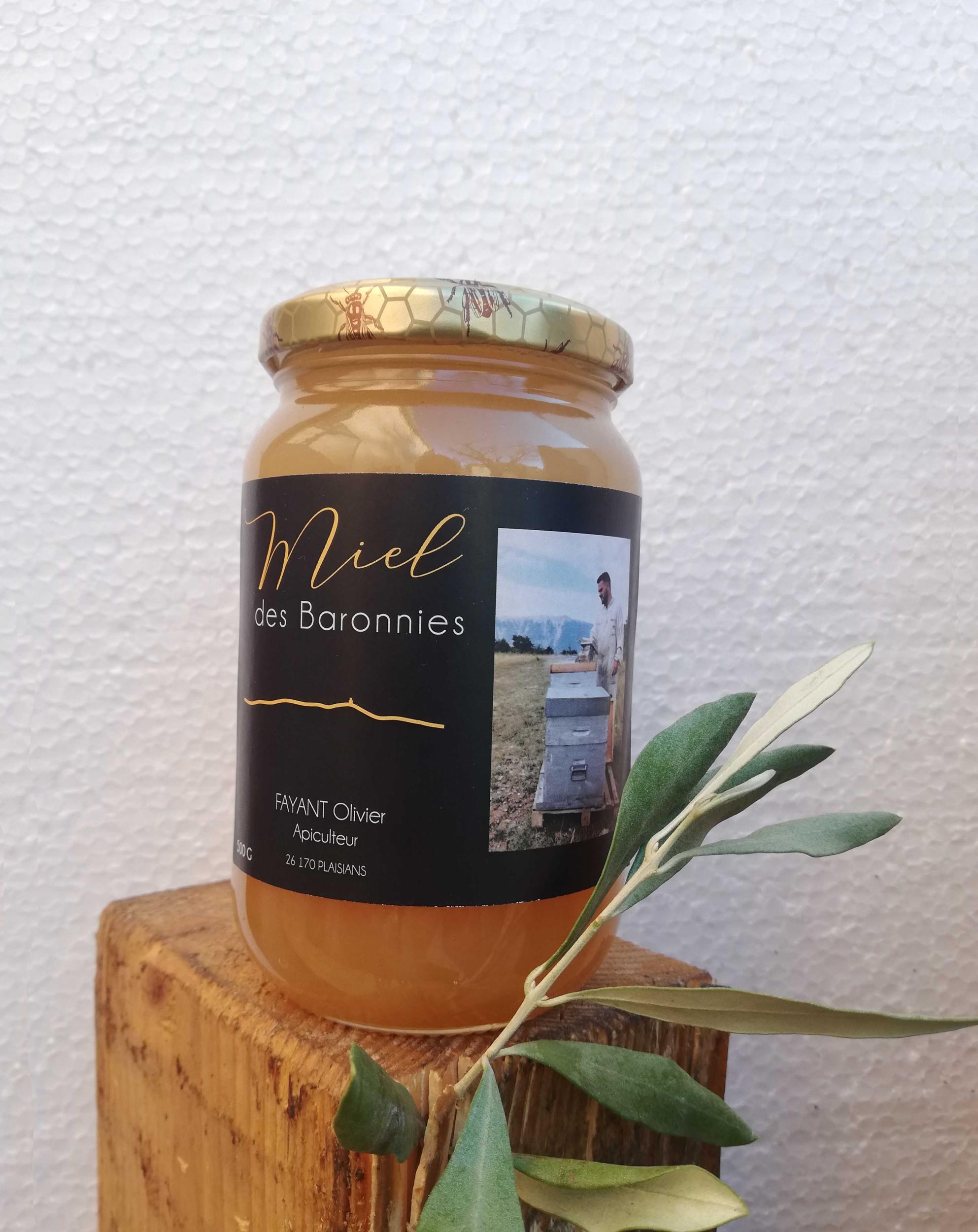 Miel des Baronnies 500 g