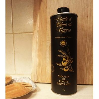 Huile d'olive AOP Nyons 1 L