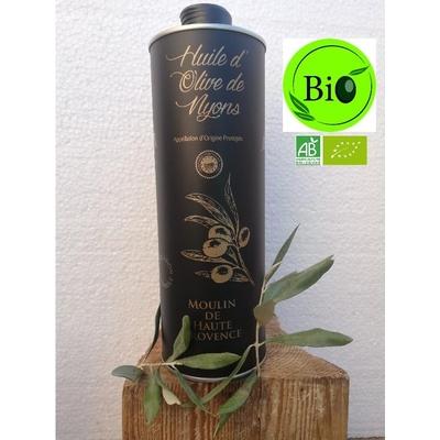 Huile d'Olive AOP Nyons Biologique 1 L