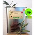 Huile d'Olive AOP Nyons Bio 2 L