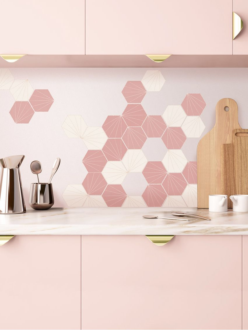 Tiles - Papermint - Stickers set de 5 planches