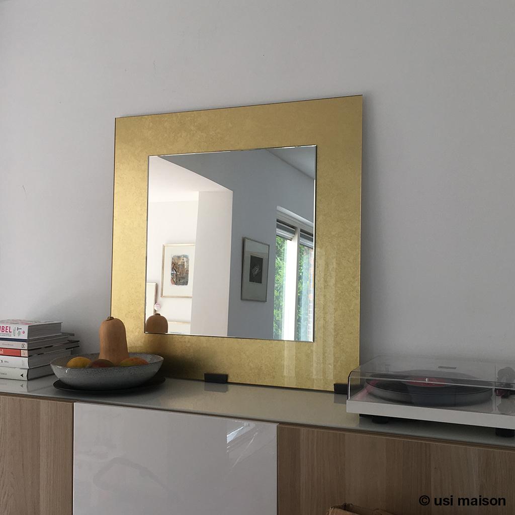 Miroir Basic Square - Deknudt