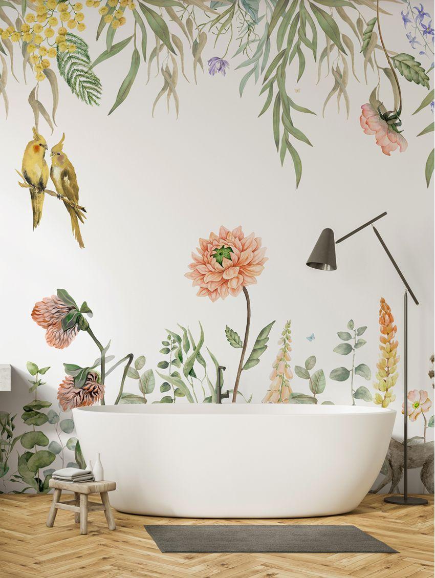Alice - PaperMint - fresque - H300 x L234cm