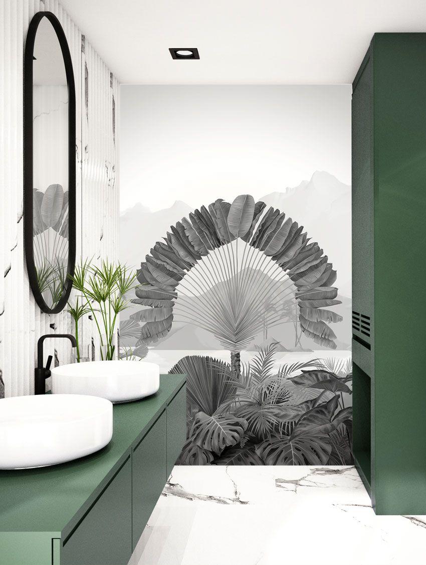 Amazonia - PaperMint - fresque - H300