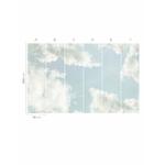 fresque-cumulus-02-916 Bleu ciel