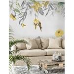 fresque-alice-les-interchangeables-1-0842-ocre jaune