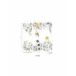 fresque-alice-les-interchangeables-2-0842-ocre jaune