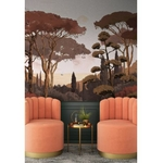 fresque-toscane-monochrome-1-0803 Terracotta