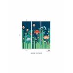 fresque-jardin-exotique-2-356 bleu
