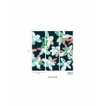 fresque-blossom-3 0555 bleu nuit